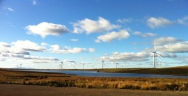 1 gw of wind power scotland