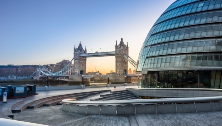 <p>London scored highly due to its ambitions and actions around air pollution, electric mobility and green buildings</p>