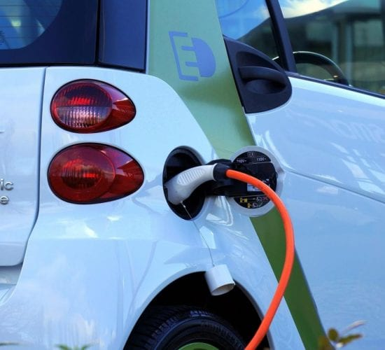 electric drive charging
